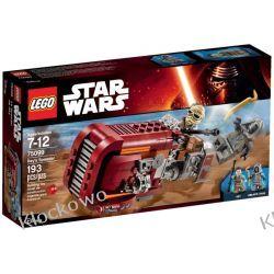 75099 Rey's Speeder KLOCKI LEGO STAR WARS  Policja