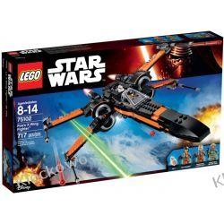 75102  Poe's X-Wing Fighter KLOCKI LEGO STAR WARS  Harry Potter
