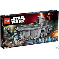 75103 First Order Transporter KLOCKI LEGO STAR WARS  Kompletne zestawy