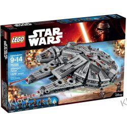 75105 Millennium Falcon KLOCKI LEGO STAR WARS  Playmobil