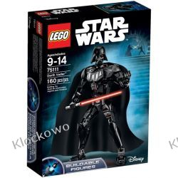 75111 Darth Vader KLOCKI LEGO STAR WARS  Playmobil