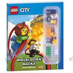 KSIĄŻKA LEGO CITY - WIELKI DZIEŃ MAĆKA Castle