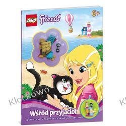 KSIĄŻKA LEGO® Friends. Wśród przyjaciół Creator
