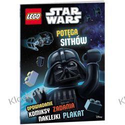 KSIĄŻKA LEGO® Star Wars™. Potęga Sithów Książki z dodatkami