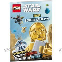 KSIĄŻKA LEGO® Star Wars™. Nowy bohater galaktyki Friends