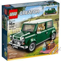 10242 Mini Cooper MK VII- KLOCKI LEGO EXCLUSIVE Kompletne zestawy