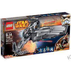 75096 Sith Infiltrator KLOCKI LEGO STAR WARS  Kompletne zestawy