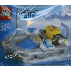 30011 POLICYJNA ŁÓDKA (Police Dinghy) KLOCKI LEGO MINI BUILDS