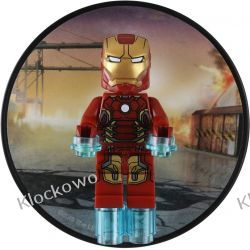 853457 MAGNES Z FIGURKĄ IRONMANA (Ironman Magnet)  LEGO SUPER HEROES