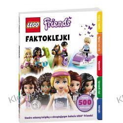 KSIĄŻKA LEGO® Friends. FAKTOKLEJKI Kompletne zestawy