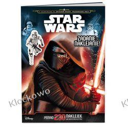 KSIĄŻKA LEGO® Star Wars™. Zadanie naklejanie Książki z dodatkami