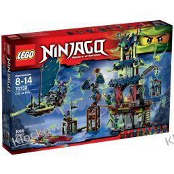 70732 MIASTO STIIX (City of Stiix) KLOCKI LEGO NINJAGO