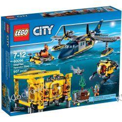 60096 BAZA PODWODNA  (Deep Sea Operation Base) KLOCKI LEGO CITY
