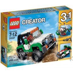 31037 POJAZDY(Adventure Vehicles) KLOCKI LEGO CREATOR Playmobil