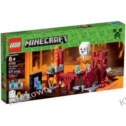 21122 - FORTECA NETHERU(The Nether Fortress)- KLOCKI LEGO MINECRAFT Policja