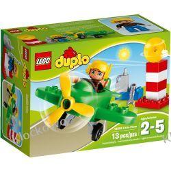 10808 MAŁY SAMOLOT (Little Plane) KLOCKI LEGO DUPLO  Kompletne zestawy