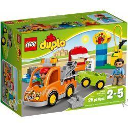 10814 SAMOCHÓD POMOCY DROGOWEJ (Tow Truck) KLOCKI LEGO DUPLO