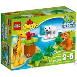 10801 ZWIERZĄTKA (Baby Animals) KLOCKI LEGO DUPLO  Kompletne zestawy