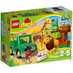 10802 SAWANNA (Savanna) KLOCKI LEGO DUPLO  Playmobil