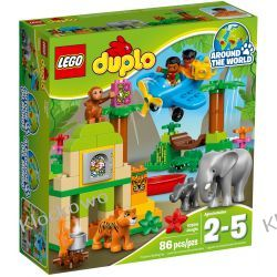 10804 DŻUNGLA (Jungle) KLOCKI LEGO DUPLO  Playmobil