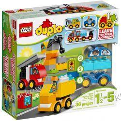 10816 MOJE PIERWSZE POJAZDY (My First Cars and Trucks) KLOCKI LEGO DUPLO  Creator