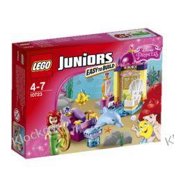 10723 - DISNEY PRINCESS - KARETA ARIELKI (Ariel's Dolphin Carriage) - KLOCKI LEGO JUNIORS Kompletne zestawy