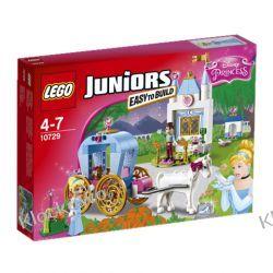 10729 - KARETA KOPCIUSZKA (Cinderella's Carriage) - KLOCKI LEGO JUNIORS Kompletne zestawy