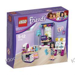 41115 KREATYWNY WARSZTAT EMMY (Emma's Creative Workshop) KLOCKI LEGO FRIENDS Playmobil
