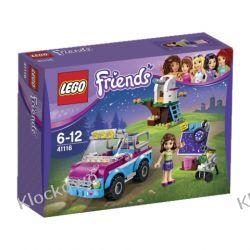 41116 WÓZ BADAWCZY OLIVII (Olivia's Exploration Car) KLOCKI LEGO FRIENDS Playmobil