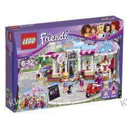 41119 CUKIERNIA W HEARTLAKE (Heartlake Cupcake Cafe) KLOCKI LEGO FRIENDS