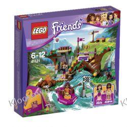 41121 SPŁYW PONTONEM (Adventure Camp Rafting) KLOCKI LEGO FRIENDS Playmobil