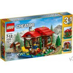 31048 CHATKA NAD JEZIOREM (Lakeside Lodge) KLOCKI LEGO CREATOR Pirates