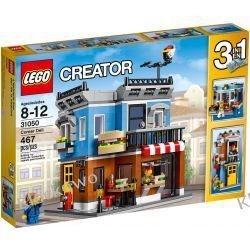 31050 SKLEP NA ROGU (Corner Deli) KLOCKI LEGO CREATOR Kompletne zestawy