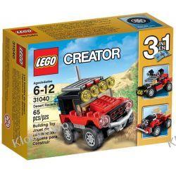31040 PUSTYNNE WYŚCIGÓWKI (Desert Racers) KLOCKI LEGO CREATOR Kompletne zestawy