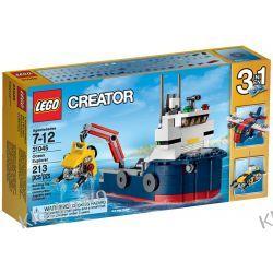 31045 BADACZ OCEANÓW (Ocean Explorer) KLOCKI LEGO CREATOR Kompletne zestawy