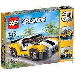 31046 SAMOCHÓD WYŚCIGOWY (Fast Car) KLOCKI LEGO CREATOR Playmobil