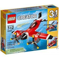 31047 ŚMIGŁOWIEC (Propeller Plane) KLOCKI LEGO CREATOR