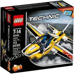 42044 ODRZUTOWIEC (Display Team Jet) KLOCKI LEGO TECHNIC Friends