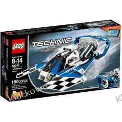42045 WYŚCIGOWY WODOLOT (Hydroplane Racer) KLOCKI LEGO TECHNIC Playmobil
