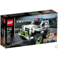42047 RADIOWÓZ POŚCIGOWY (Police Interceptor) KLOCKI LEGO TECHNIC Playmobil