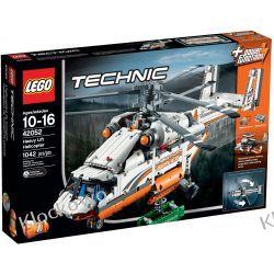 42052 ŚMIGŁOWIEC TOWAROWY (Heavy Lift Helicopter) KLOCKI LEGO TECHNIC Kompletne zestawy