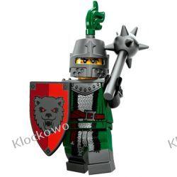 71011 - RYCERZ (Frightening Knight) 15 SERIA LEGO MINIFIGURKI