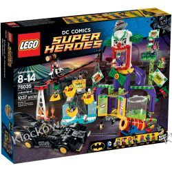76035 JOKERLAND - KLOCKI LEGO SUPER HEROES Friends