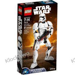 75114 SZTURMOWIEC NAJWYŻSZEGO PORZĄDKU (First Order Stormtrooper)KLOCKI LEGO STAR WARS  Kompletne zestawy
