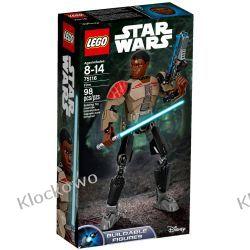 75116 FINN KLOCKI LEGO STAR WARS  Kompletne zestawy