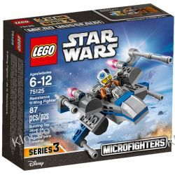 75125 Resistance X-wing Fighter KLOCKI LEGO STAR WARS