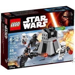 75132 NAJWYŻSZY PORZĄDEK (First Order Battle Pack) KLOCKI LEGO STAR WARS  Kompletne zestawy