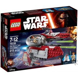 75135 JEDI INTERCEPTOR OBI-WAN (Obi-Wan's Jedi Interceptor) KLOCKI LEGO STAR WARS  Pirates