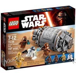 75136 KAPSUŁA RATUNKOWA DROIDA (Droid Escape Pod) KLOCKI LEGO STAR WARS  Creator
