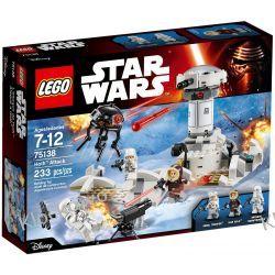 75138 ATAK HOTH (Hoth Attack) KLOCKI LEGO STAR WARS  Kompletne zestawy